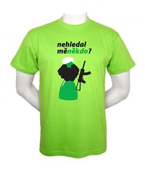 Pánské triko Bukaj s vtipným potiskem - Usama