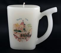 Vonná svíčka - Lázeňský pohárek