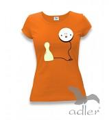 Dámské - oranžová