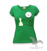 Dámské - zelená