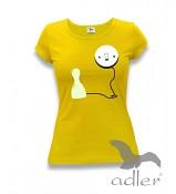 Dámské - žlutá