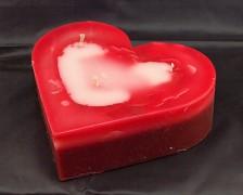 Valentýnská svíce