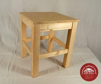 Dřevěné štokrle