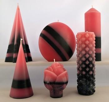 Vonné svíce - kolekce Přátelství