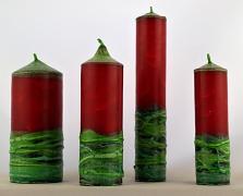 Vonné svíce - kolekce Orozes