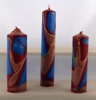Vonné svíce - kolekce Modlos